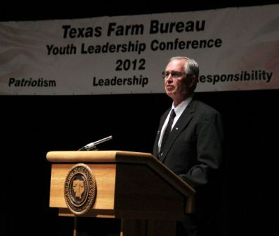 Texas Farm Bureau Conference