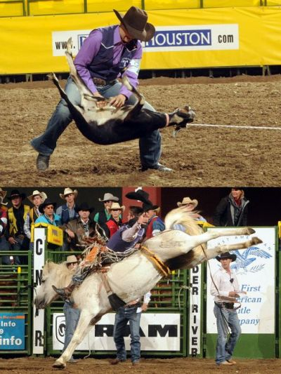 Tarleton Sul Ross Rodeo