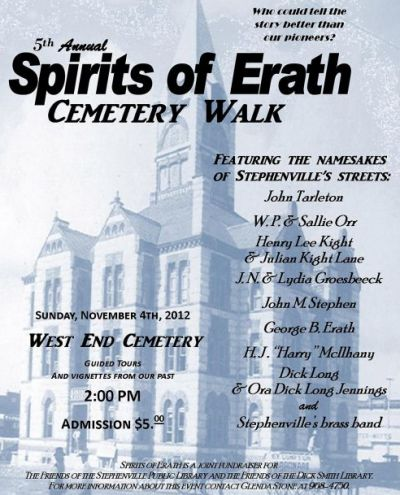 Spirits of Erath