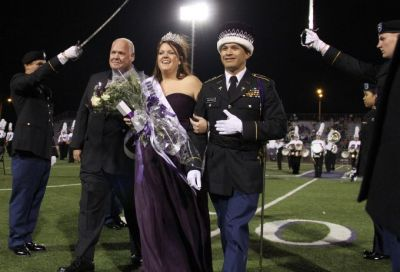 2012 Homecoming Queen