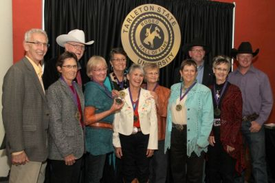 Rodeo Hall of Fame Inductees
