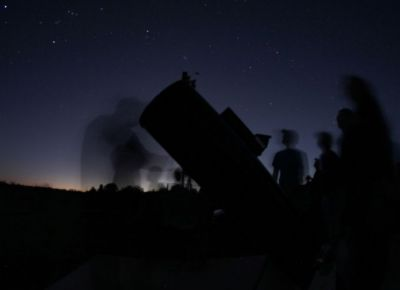Star Party Tarleton Observatory