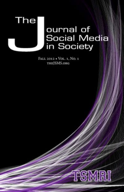 Journal Of Social Media in Society
