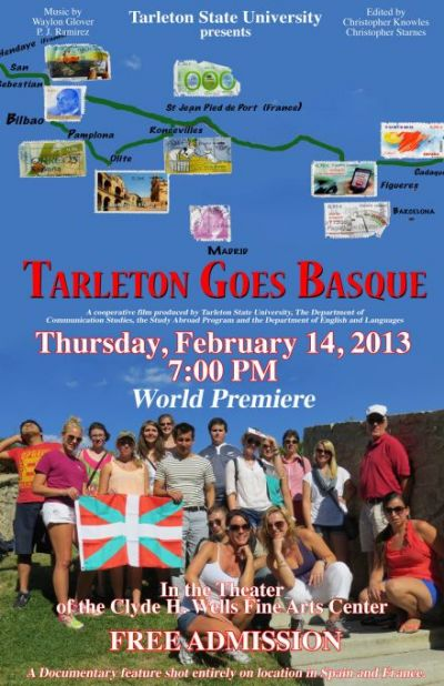 Tarleton Goes Basque