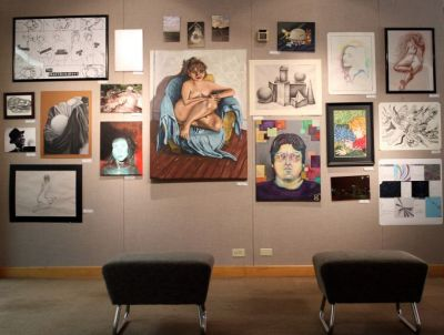 Spring Student Art Show