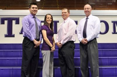 Tarleton Athletic Trainers