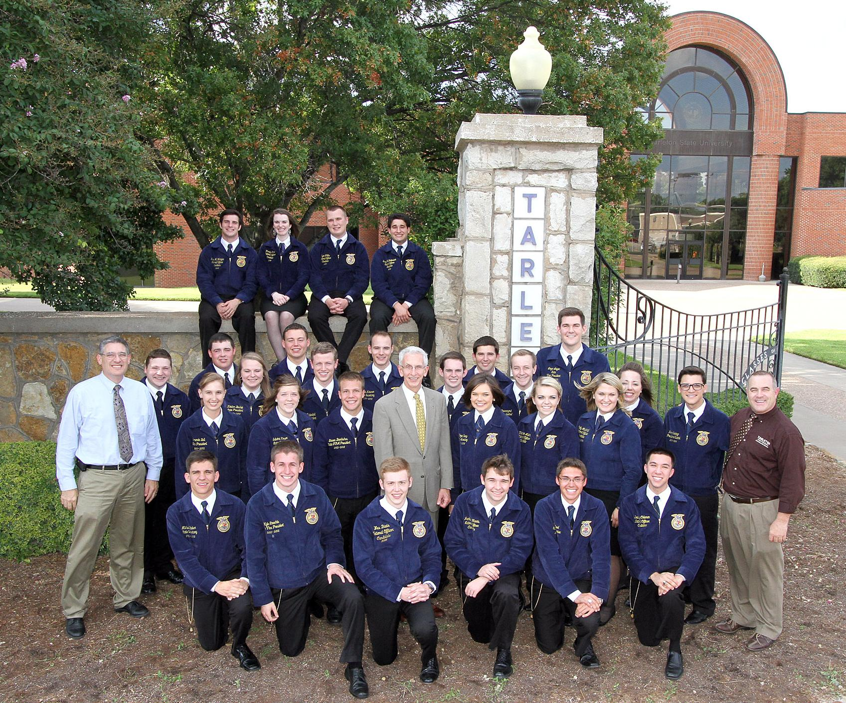 National FFA Officer Candidate Workshop