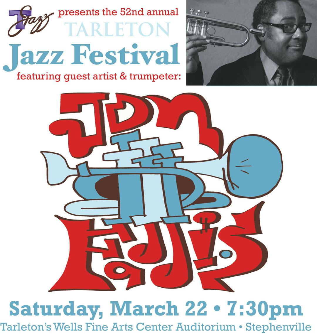 52nd Annual Tarleton Jazz Festival
