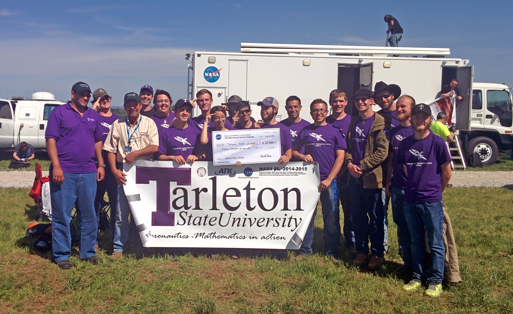 Tarleton Aeronautical Team