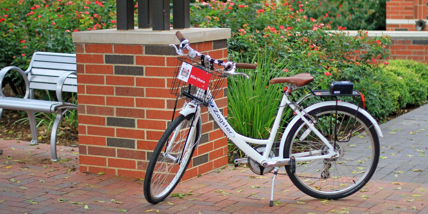 Bike Share at Tarleton