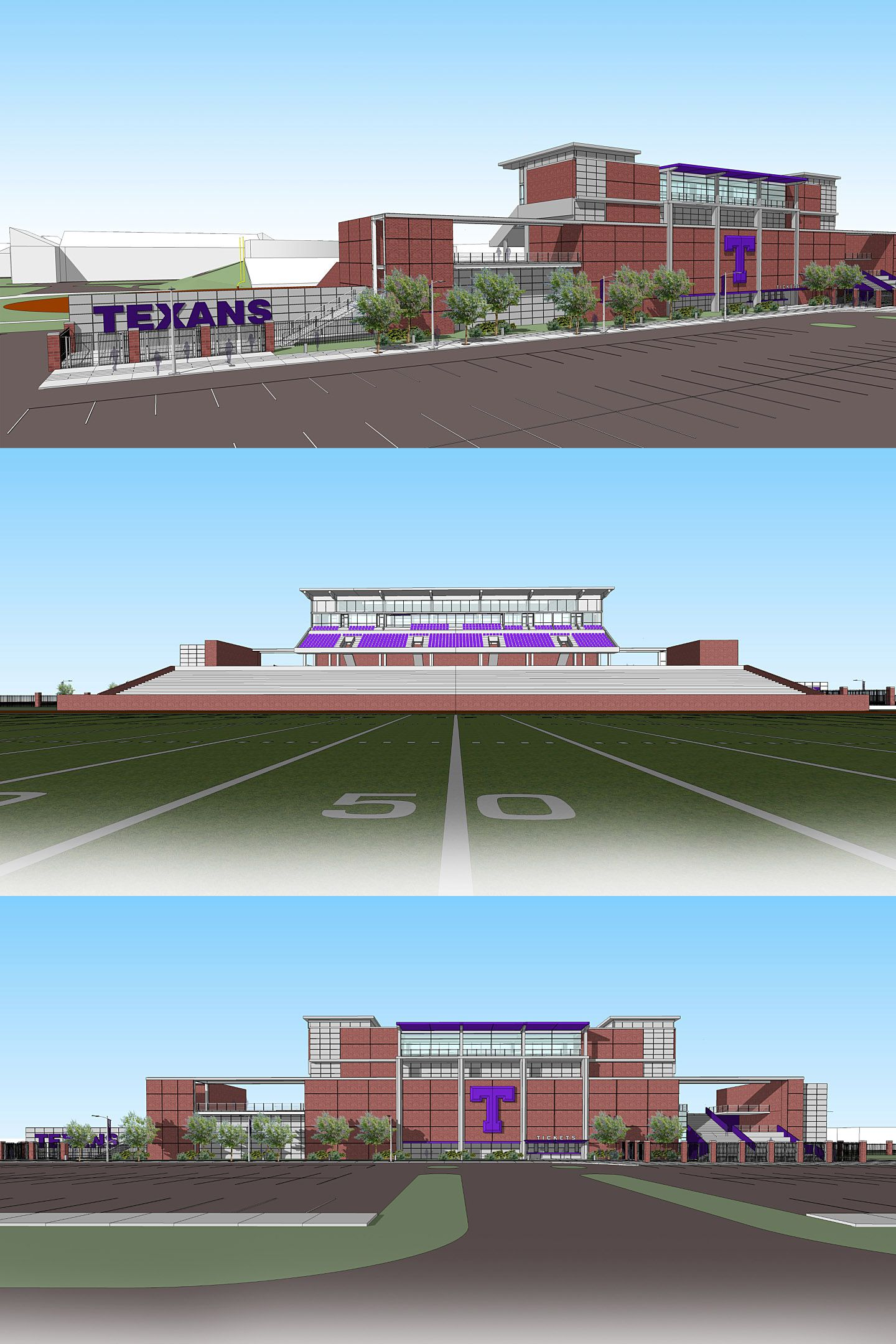 Tarleton Memorial Stadium Renovations