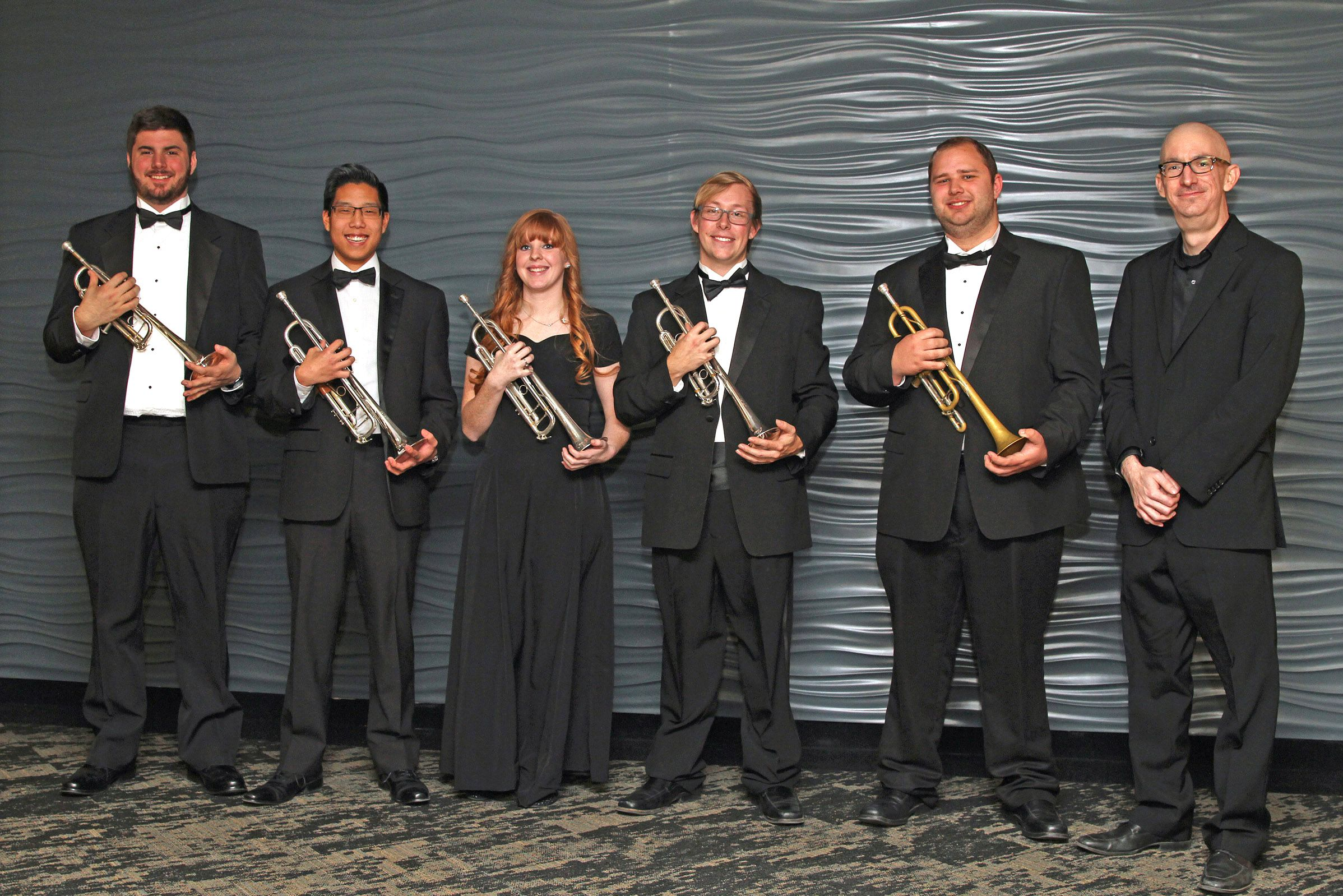 Tarleton Advances to National Trumpet Competition