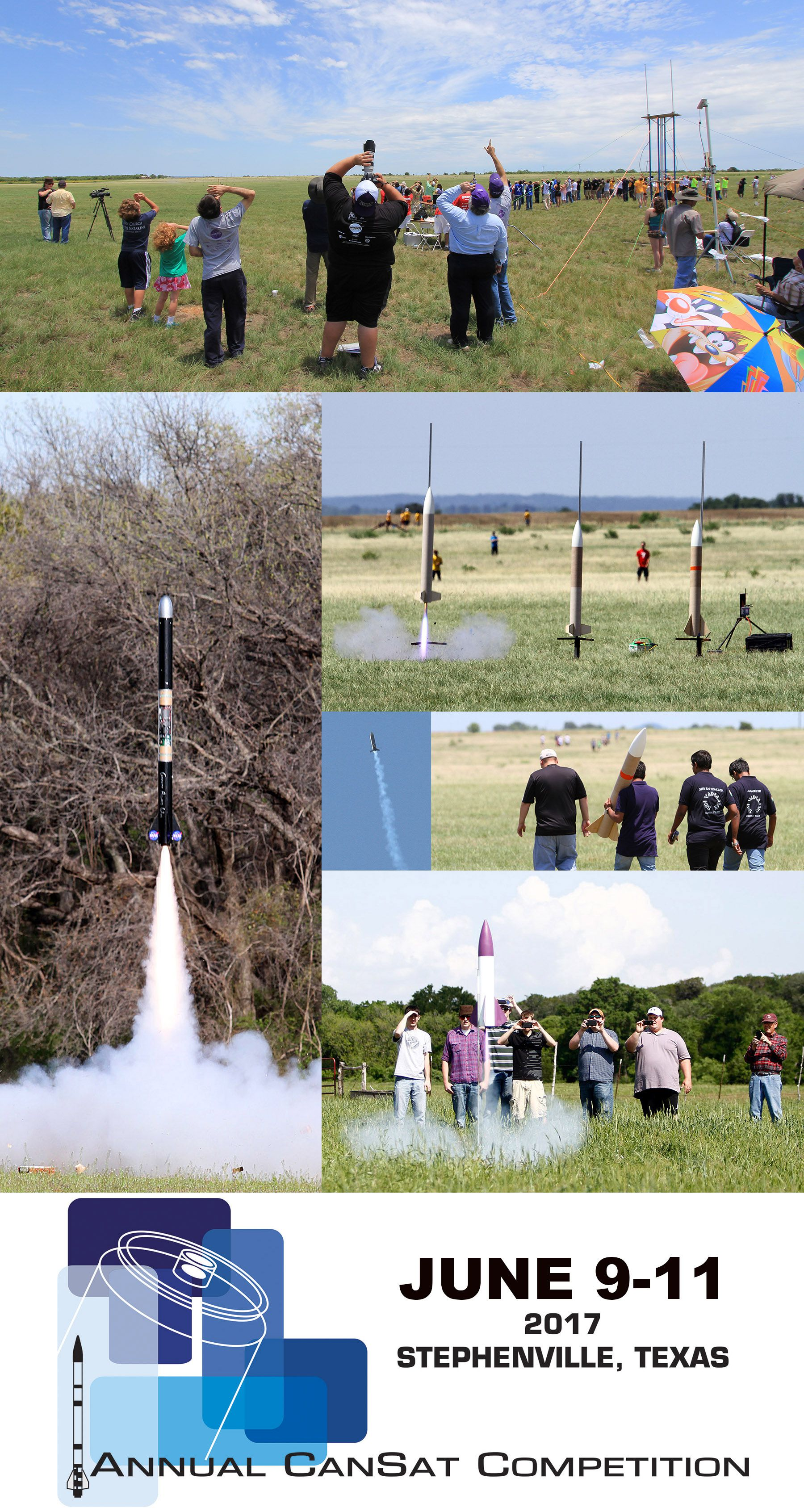 Tarleton to Host International Rocket Competition